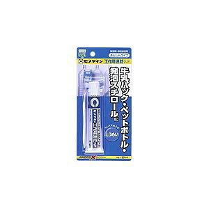 セメダイン 工作用速乾クリア 20ml(AC-016)接着剤