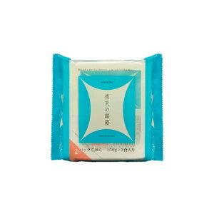 アイリスフーズ 低温製法米のおいしいごはん 青天の霹靂 150g×3P
