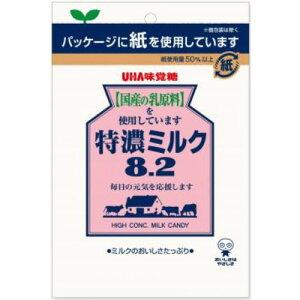 味覚糖 特濃ミルク8.2