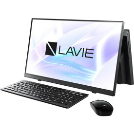 NEC PC-A2335BAB デスクトップパソコン LAVIE A23 ファインブラック