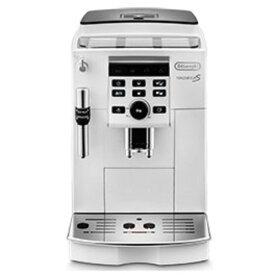 コーヒーメーカー デロンギ 全自動 エスプレッソ ECAM23120WN コンパクト全自動エスプレッソマシン「マグニフィカS」ホワイト コーヒーメーカー