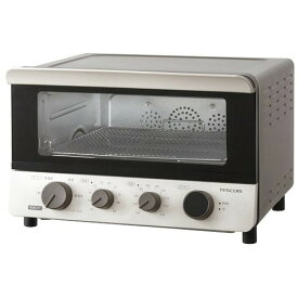 テスコム TSF601-C 低温コンベクションオーブン コンフォートベージュ トースター 4枚 オーブントースター