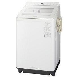 【無料長期保証】パナソニック NA-FA120V5-W 全自動洗濯機 (洗濯・脱水12kg) ホワイト