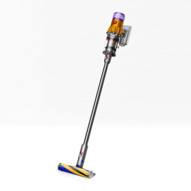 ダイソン SV20ABL V12 Detect Slim Total Clean コードレス スティッククリーナー イエロー/アイアン/ニッケル