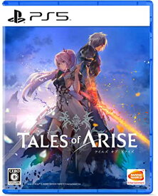 Tales of ARISE 通常版 PS5 ELJS-20006