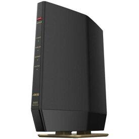 バッファロー WSR-5400AX6S-MB 無線ルーター ブラック