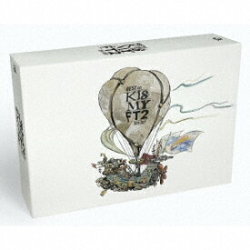 【9/30以降お届け予定】【CD】Kis-My-Ft2 / BEST of Kis-My-Ft2(初回盤B)(Blu-ray Disc付)[アンコールプレス分]