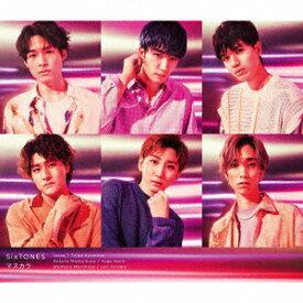 【CD】SixTONES / マスカラ(初回盤A)(DVD付)