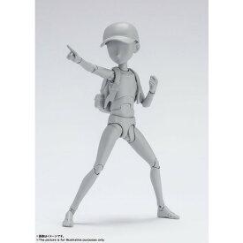 バンダイスピリッツ S.H.Figuarts ボディくん −杉森建− Edition DX SET (Gray Color Ver.)