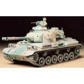 タミヤ 1/35 ミリタリーミニチュアシリーズ No.163 陸上自衛隊 61式戦車