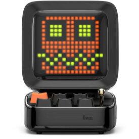 DIVOOM DITOO-PLUS BLACK Bluetoothスピーカー ブラック