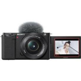 ソニー ZV-E10L BC Vlogカメラ α Eマウント ブラック