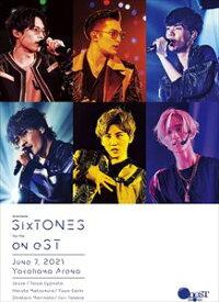 【DVD】SixTONES / on eST(通常盤)
