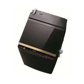 【ポイント2倍!】東芝 AW-10SV8(T) タテ型洗濯乾燥機 (洗濯脱水10kg / 乾燥5kg) グレインブラウン