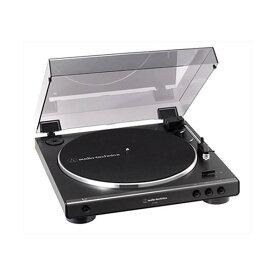 レコード オーディオテクニカ AT-LP60X DGM フルオートターンテーブル ブラック