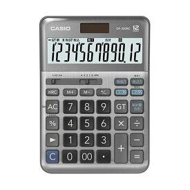 カシオ DF-200RC-N 軽減税率電卓 12桁