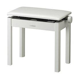 ヤマハ BC-205WH 電子ピアノ用椅子 ホワイト