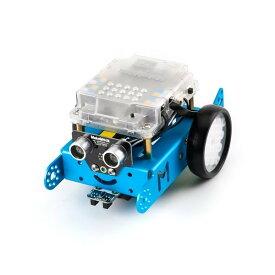 Makeblock 99095 STEM教育ロボットキット mBot V1.1-Blue(Bluetooth Version) /お家でプログラミングが学べるロボット/対象8歳以上