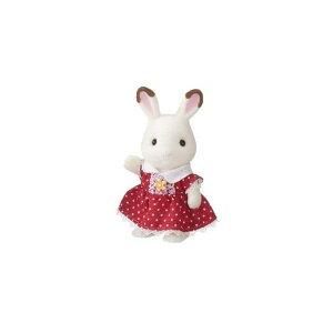 エポック社 シルバニアファミリー ウ−64 ショコラウサギの女の子