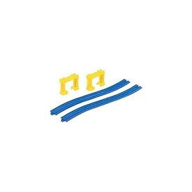 タカラトミー プラレール R−06 ニュー坂レール