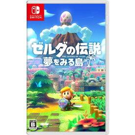 【ポイント10倍!10月23日(水)20:00〜】ゼルダの伝説 夢をみる島 通常版 Nintendo Switch HAC-P-AR3NA