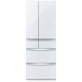 【無料長期保証】冷蔵庫 三菱 500L以上 MR-WX70E-W 6ドア冷蔵庫(700L・フレンチドア) クリスタルホワイト