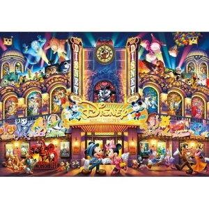 ジグソーパズル 108ピース ミッキー&フレンズ ディズニードリームシアター