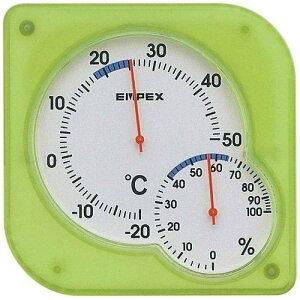 エンペックス TM-5603 シュクレミディ温・湿度計
