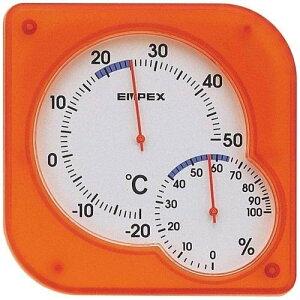 エンペックス TM-5604 シュクレミディ温・湿度計