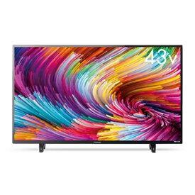 【無料長期保証】FUNAI FL-43U3020 43V型 地上・BS・110度CSデジタル 4K対応 LED液晶テレビ