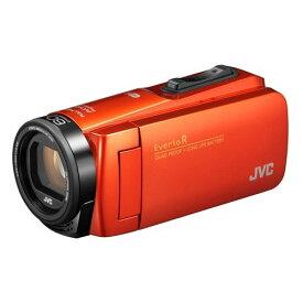 JVC GZ-RX690-D ハイビジョンメモリービデオカメラ Everio R 64GB オレンジ