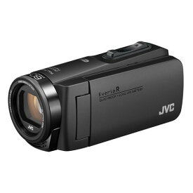 JVC GZ-RX690-B ハイビジョンメモリービデオカメラ Everio R 64GB ブラック