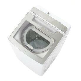 【無料長期保証】AQUA AQW-GTW100H(W) タテ型洗濯乾燥機 洗濯10kg/乾燥5kg ホワイト系