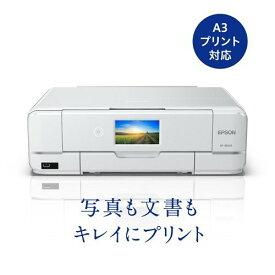 プリンター エプソン 本体 インク EP-982A3 インクジェットプリンター カラリオ ホワイト プリンター