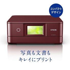エプソン EP-882AR インクジェットプリンター カラリオ レッド
