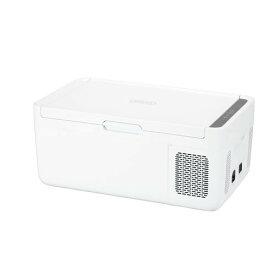 ドメティック MCG15WH 2WAYコンプレッサー冷凍庫/冷蔵庫 ホワイト