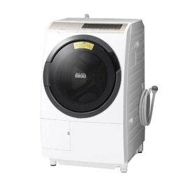 【無料長期保証】日立 BD-SV110EL W ドラム式洗濯乾燥機 (洗濯11.0kg /乾燥6.0kg・左開き) ホワイト
