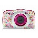 ニコン COOLPIX W150 FL デジタルカメラ フラワー