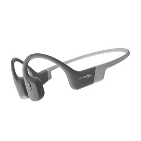 【ポイント10倍!12月11日(水)01:59まで】AfterShokz AFT-EP-000012 AfterShokz Aeropex Lunar Grey