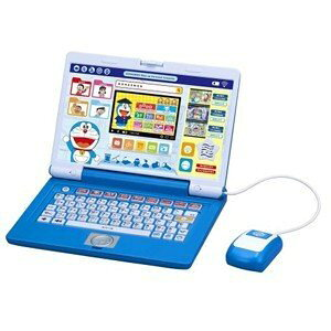 バンダイ(BANDAI) ドラえもんドラえもんステップアップパソコン