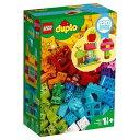 【ポイント10倍!】レゴジャパン LEGO(レゴ) 10887 デュプロのいろいろアイデアボックス<DX>