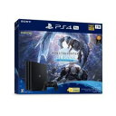 【発売日翌日以降お届け】PlayStation4 Pro モンスターハンターワールド:アイスボーン マスターエディション Starter…