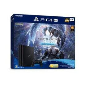 PlayStation4 Pro モンスターハンターワールド:アイスボーン マスターエディション Starter Pack CUHJ-10032