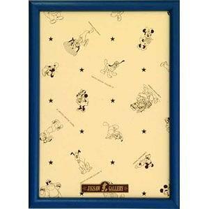 テンヨー ディズニー ジグソーパズル 1000ピース ディズニー専用 木製パネル ブルー