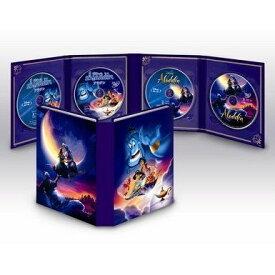 【BLU-R】アラジン MovieNEX ブルーレイ+DVDセットコレクション(期間限定)