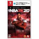 【ポイント10倍!10月15日(火)0:00〜23:59まで】NBA 2K20 通常版 Nintendo Switch HAC-P-AUEMA