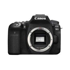 キヤノン EOS90D デジタル一眼レフカメラ EOS 90Dブラック(W)