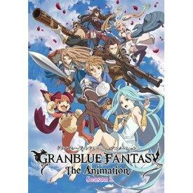 【ポイント10倍!11月15日(金)00:00〜23:59まで】【DVD】GRANBLUE FANTASY The Animation Season 2 7(完全生産限定版)