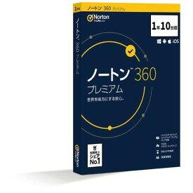 ノートンライフロック ノートン 360 プレミアム 10台版 21394859