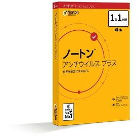 シマンテック ノートン アンチウイルス プラス 21394855/1年1台版/Win Mac対応/